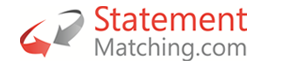 statement matching logo